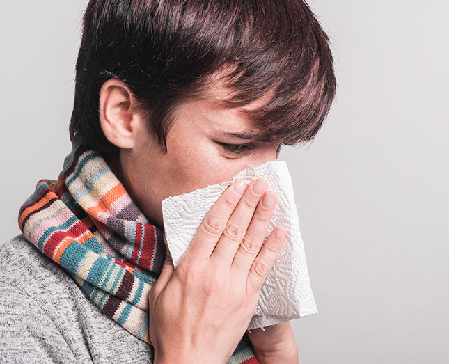 Tratamientos de Alergias Respiratorias