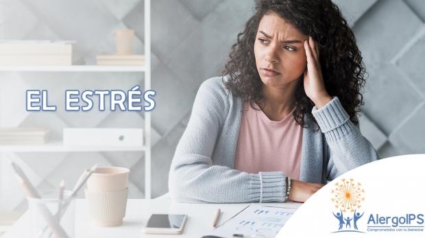 Estrés - AlergoIPS