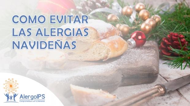 Alergias en navidad - AlergoIPS