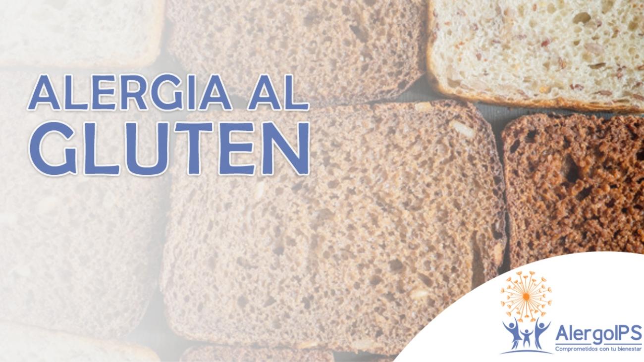 Alergia al gluten - AlergoIPS
